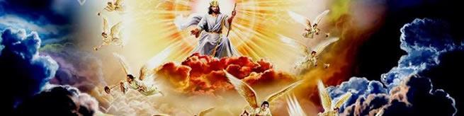 A Volta de Jesus no Apocalipse